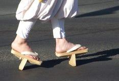 Chaussures d'été Image libre de droits