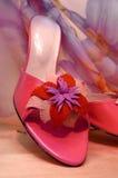 Chaussures d'été Photos libres de droits