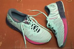 Chaussures d'Asics NOOSA FF 2 image stock