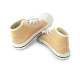 Chaussures d'enfant Image stock