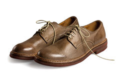 Chaussures d'homme Images stock