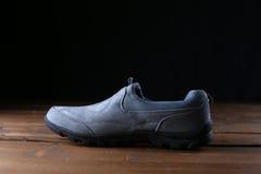 Chaussures d'hommes Photos libres de droits
