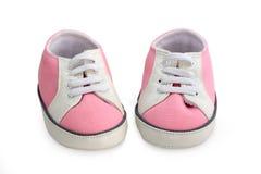 Chaussures de bébé Photo libre de droits