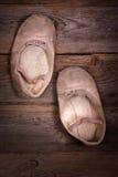 Chaussures de ballet de bébé Photos libres de droits