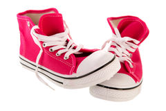 Chaussures de basket-ball Images stock