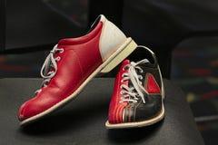 Chaussures de bowling. Photo stock