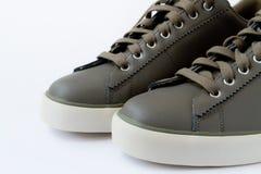 Chaussures de Brown. Images libres de droits