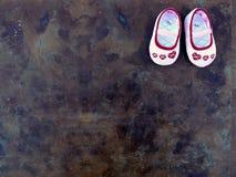 Chaussures de chéri Photographie stock libre de droits