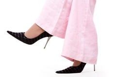 Chaussures de cour images stock
