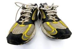Chaussures de course Image stock