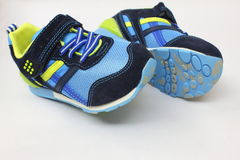 Chaussures de course photo stock