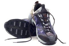 Chaussures de course Photos libres de droits