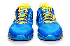 Chaussures de course image libre de droits