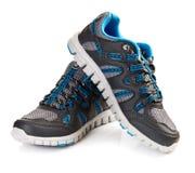 Chaussures de course Images libres de droits