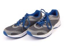 Chaussures de course Photo libre de droits