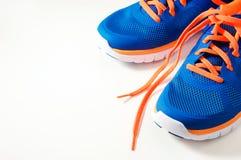 Chaussures de course de sport Photographie stock