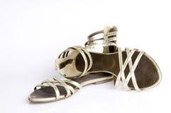 Chaussures de Dubaï. Photographie stock libre de droits