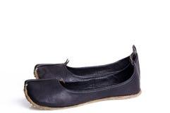 Chaussures de Dubaï Photo libre de droits