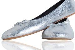 Chaussures de fantaisie de dames Photo libre de droits