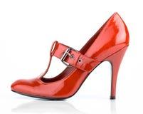 Chaussures de femme Photos libres de droits