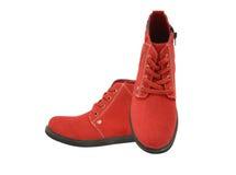 Chaussures de femmes Photo libre de droits