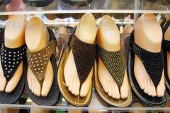 Chaussures de femmes image libre de droits