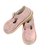 Chaussures de fille Images stock