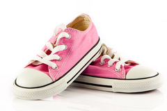 Chaussures de fille Photos stock