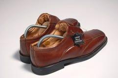 Chaussures de gestionnaire Image libre de droits