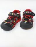 Chaussures de gosse Photos stock