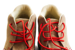 chaussures de groupe Photo stock