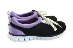 Chaussures de gymnastique Image libre de droits