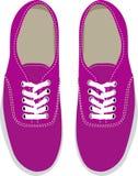 Chaussures de gymnastique Illustration Stock