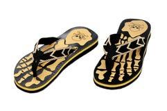 Chaussures de gymnastique Photos libres de droits