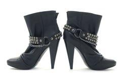 Chaussures de haut talon Image libre de droits