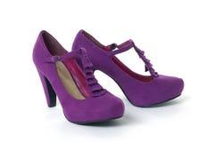 Chaussures de haut talon Photographie stock libre de droits