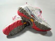 Chaussures de journal Photos libres de droits