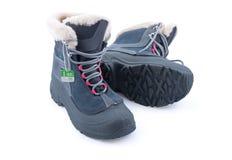 Chaussures de l'hiver Photo stock