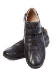 chaussures de l'homme de couleur s Photos stock