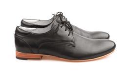 chaussures de l'homme de couleur s Image stock