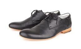 chaussures de l'homme de couleur s Photos libres de droits