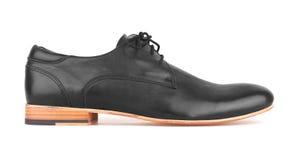 chaussures de l'homme de couleur s Images libres de droits