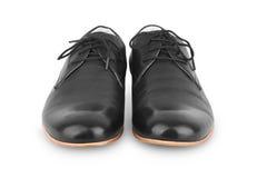 chaussures de l'homme de couleur s Photographie stock libre de droits