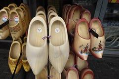 Chaussures de la Hollande - entraves. Photographie stock libre de droits