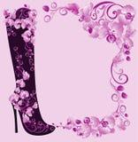 Chaussures de mode Photos stock