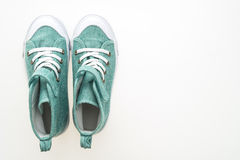 Chaussures de mode photographie stock