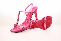 Chaussures de réception Image libre de droits