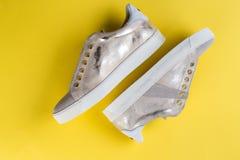 Chaussures de ressort du ` s de femmes Image stock