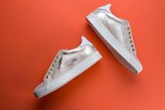 Chaussures de ressort du ` s de femmes Images stock