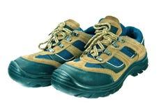 Chaussures de sécurité Photos stock
